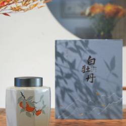 【福鼎牡丹】2016年高山白牡丹(100g)
