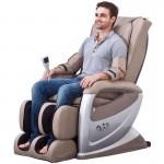 KASRROW 凯仕乐 KSR-360S 卡其 按摩椅 多功能家用按摩椅