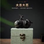 【大吉大荔】遇热变色茶宠(礼盒装)