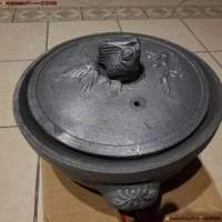 黑砂锅,四川荥经,非遗物质文化遗产