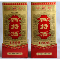 四特酒1898纪念版 52度特香型2瓶
